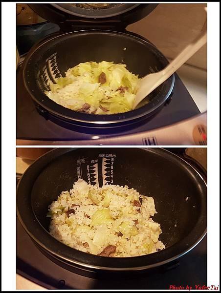 高麗菜飯04