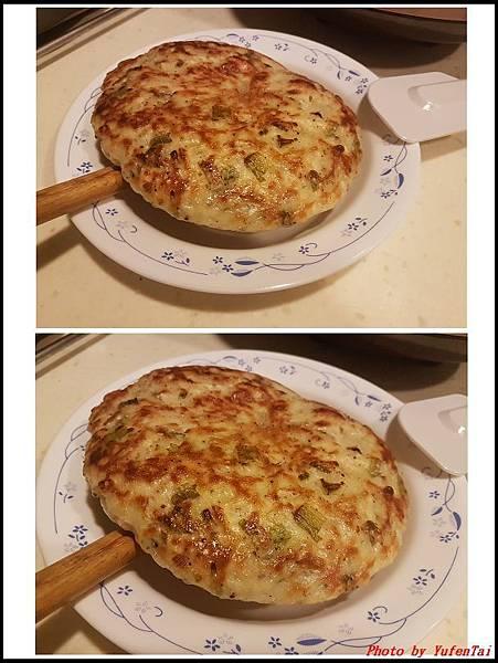 免揉蔥大餅-電子鍋07.jpg