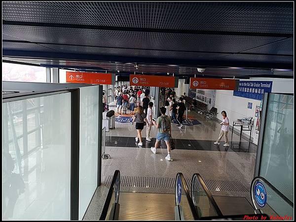 郵輪香港郵輪day2-1啟程0098.jpg