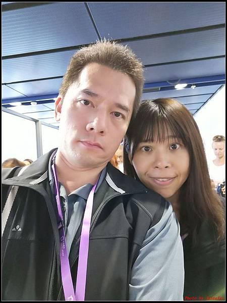 郵輪香港郵輪day2-1啟程0104.jpg