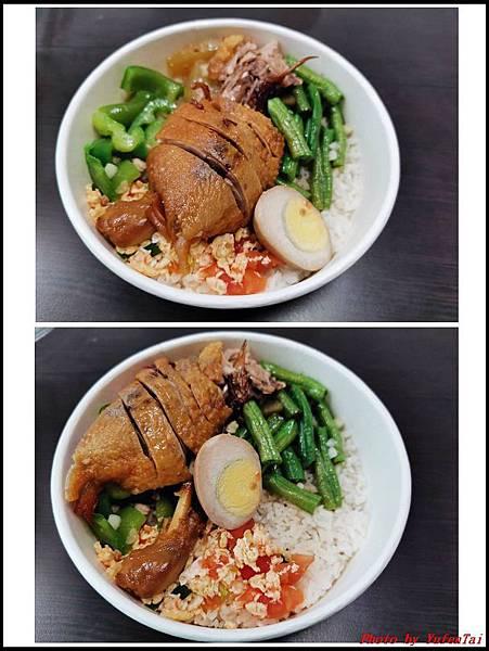 鴨肉飯01