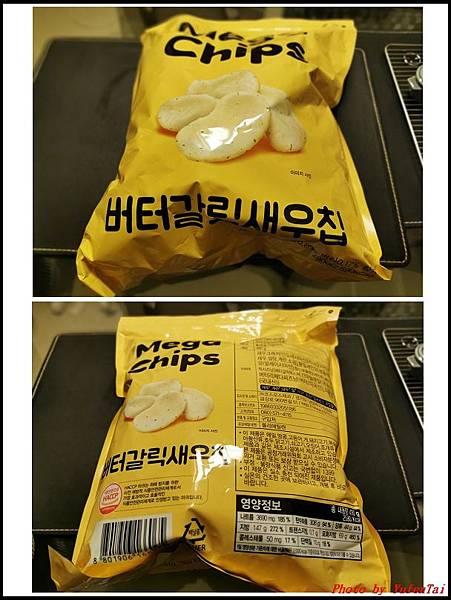 韓國巨無霸奶油大蒜蝦餅01.jpg