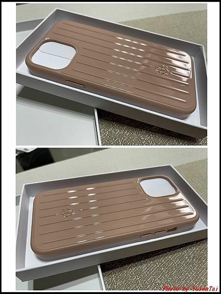 RIMOWA 沙漠玫瑰粉手機殼 iPhone12 Pro Max03.jpg