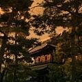 建仁寺的黃昏