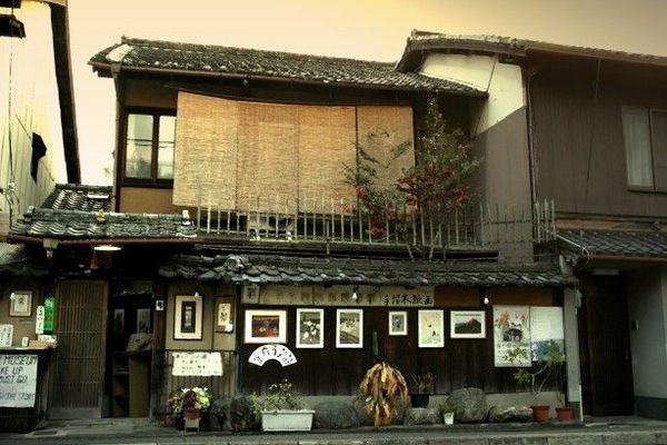 建仁寺走出來的藝術家的家
