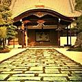 南禪寺的石板路