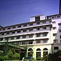馬尼拉飯店入口