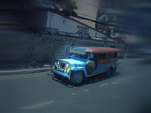 菲律賓人的 計程車