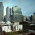 離開新加坡的早晨