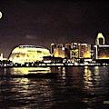 離開新加坡的前一晚