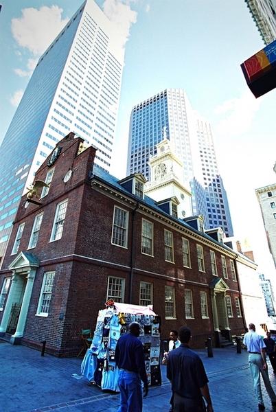 波士頓街區