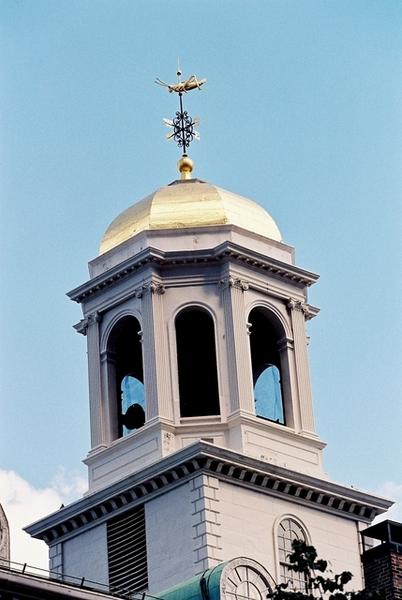 波士頓市區鐘樓