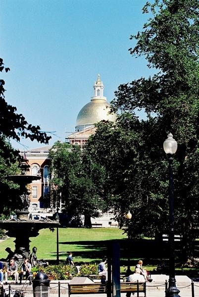 波士頓街景