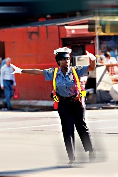 紐約交通警察