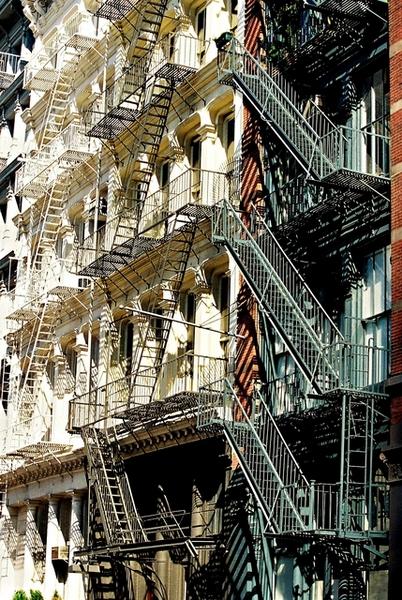 紐約的後街人生