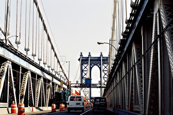 紐約布魯克林鐵橋