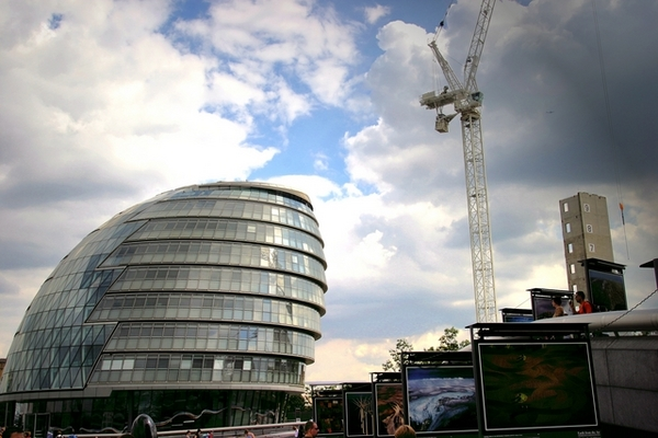 英國倫敦巿政廳
