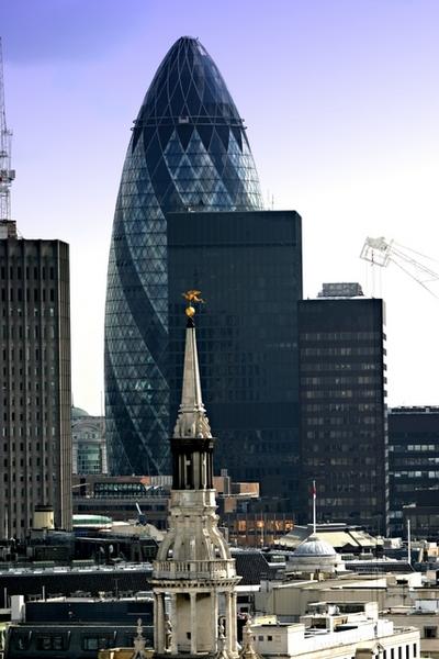 英國倫敦瑞士再保險總部大廈