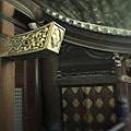 東本願寺的一角