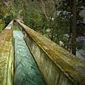 水路閣的水道