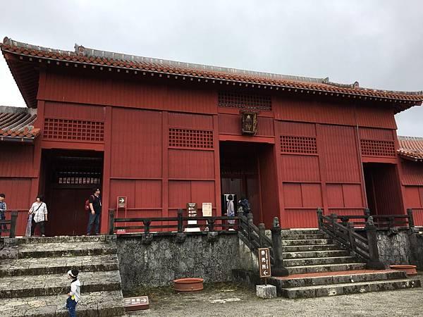 沖繩day1 琉球茶房,首里城,勝連城跡_180601_0112.jpg