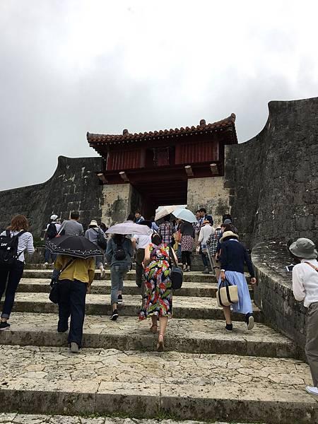 沖繩day1 琉球茶房,首里城,勝連城跡_180601_0119.jpg