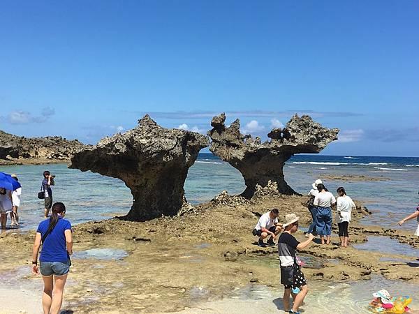 沖繩day2 象鼻石,古宇利島,水族館_180601_0295.jpg