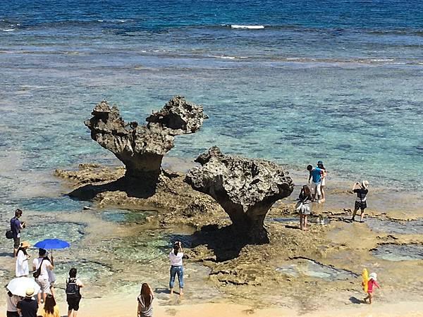 沖繩day2 象鼻石,古宇利島,水族館_180601_0298.jpg