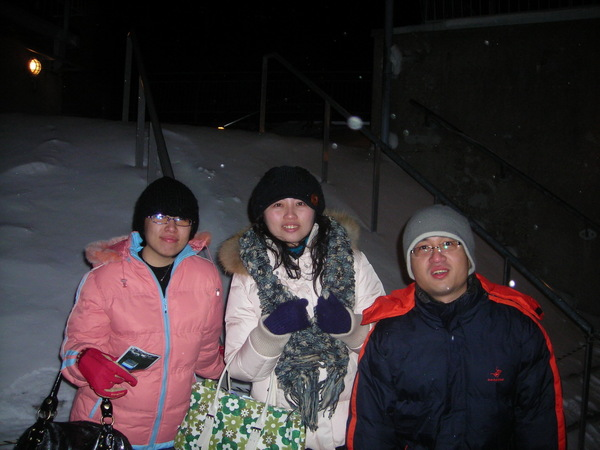 函館山百萬夜景