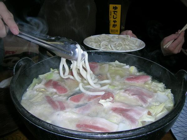 大小沼國家公園-午餐-石狩鍋