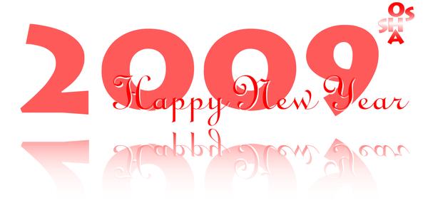 2009新年快樂