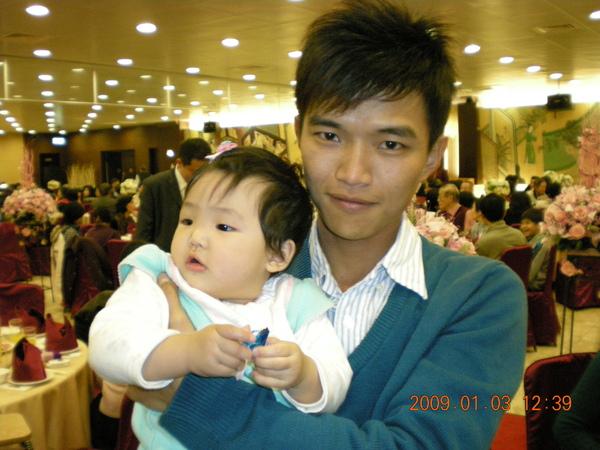 俊宸與小baby