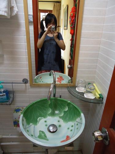 民宿‧易靜小棧的洗手間