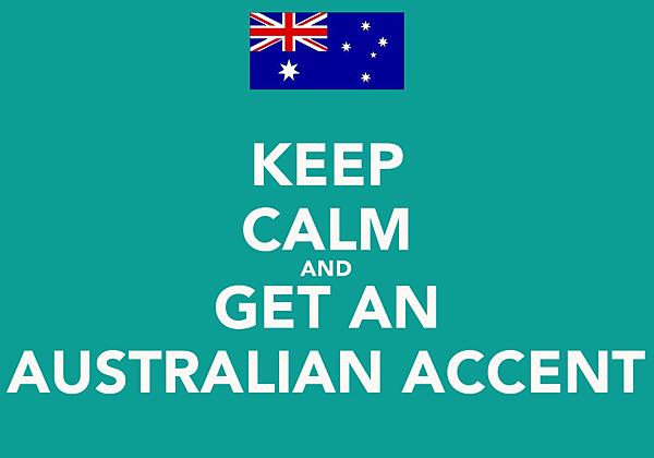 學英文-澳洲腔