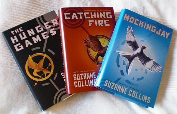 The Hunger Games Trilogy Boxed Set.JPG