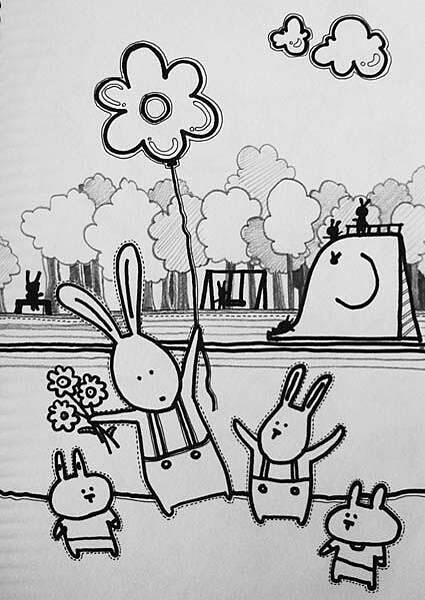 小白兔公園
