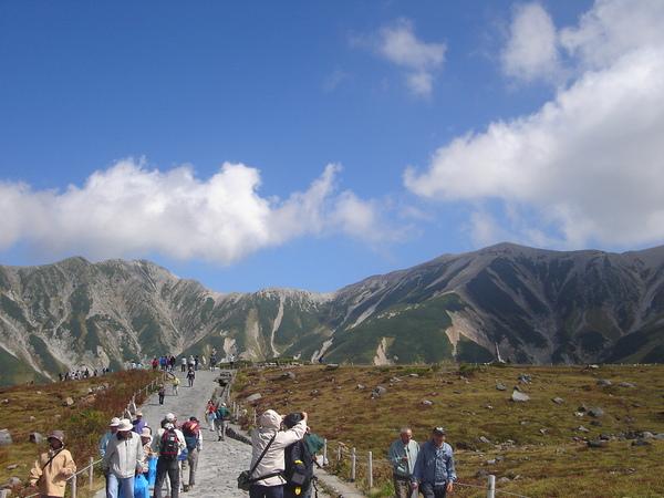 黑布立山2