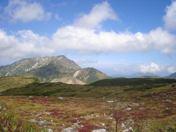 黑布立山3