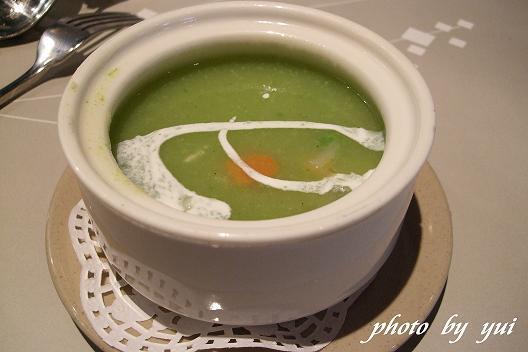湯:清蔬濃湯