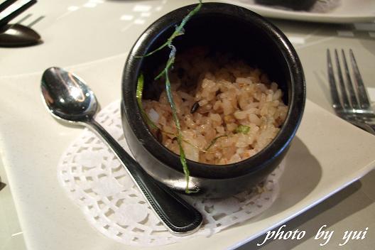 飯糰:櫻花蝦蒸飯