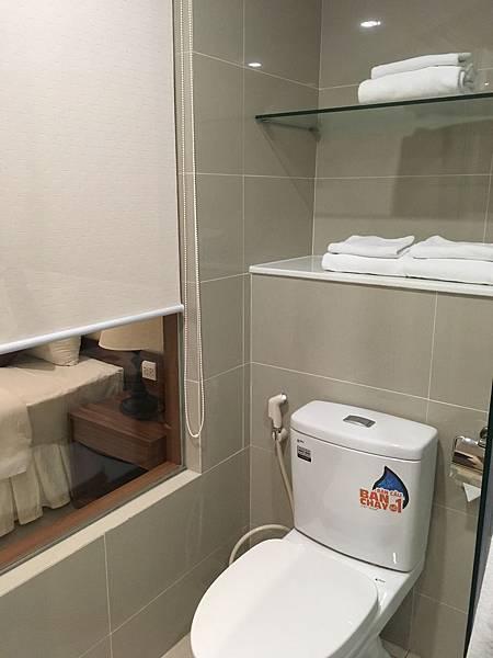 胡志明飯店Saigon KIKO Hotel廁所