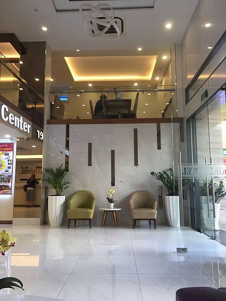 越南Saigon KIKO Hotel大廳