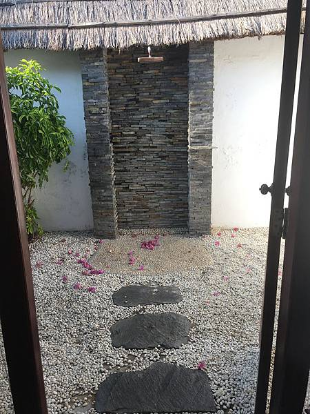 美奈住宿Victoria Beach Resort海景villa浴室