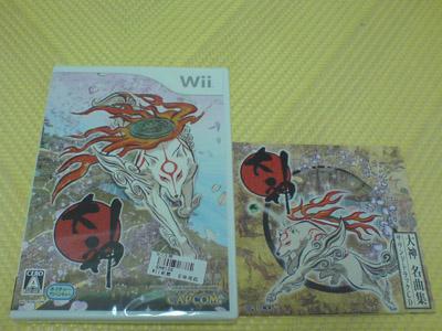 Wii大神