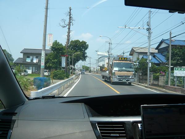 7月24日出發去茨城県の海へ