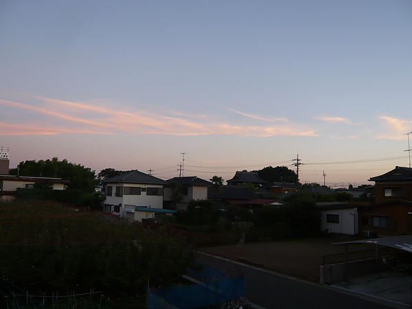 8.5 夕陽