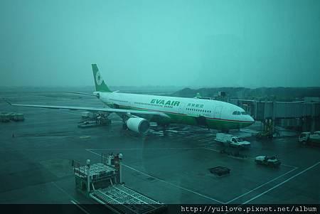 我們的班機