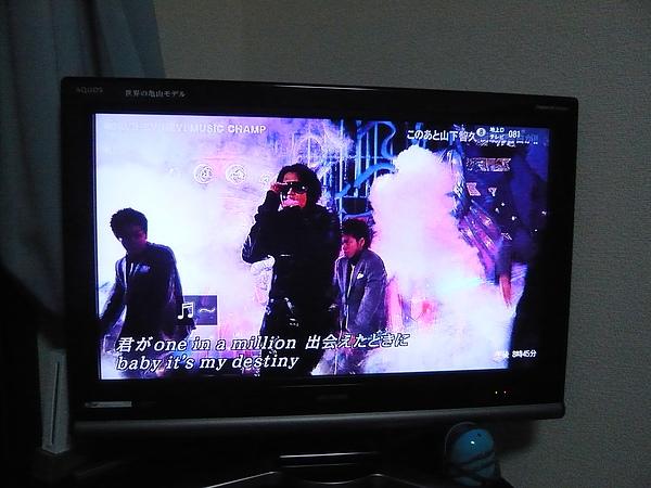 2010.7.26 山ピー in HEY!HEY!HEY!
