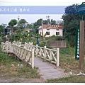高屏溪河濱公園-舊鐵橋觀景區