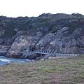 北海坑道外